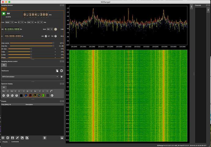 LimeSDRmini SDRAngel SoapyLMS7 timeout problem on OSX - LimeSDR