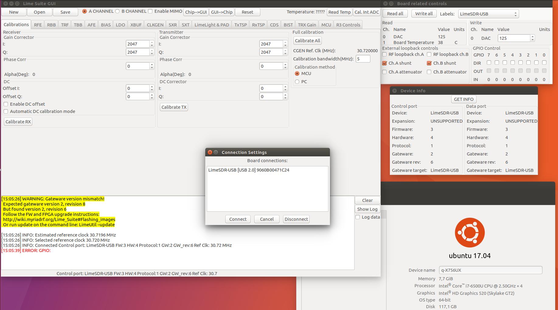 Ubuntu 17 04 Zesty not ready? - Packaging - Myriad RF Discourse