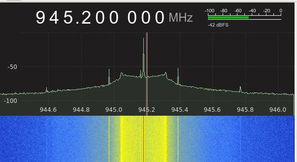 OpenBTS 1st test - LimeSDR - Myriad RF Discourse