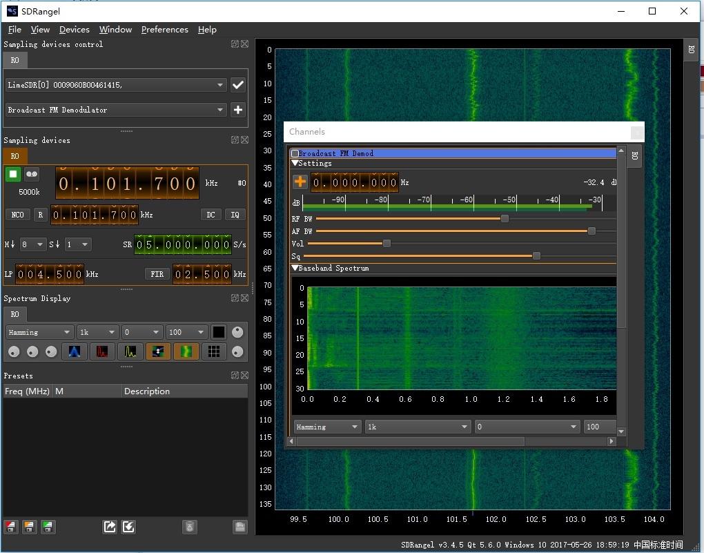 SDRAngel Rx & Tx - Amateur Radio - Myriad RF Discourse