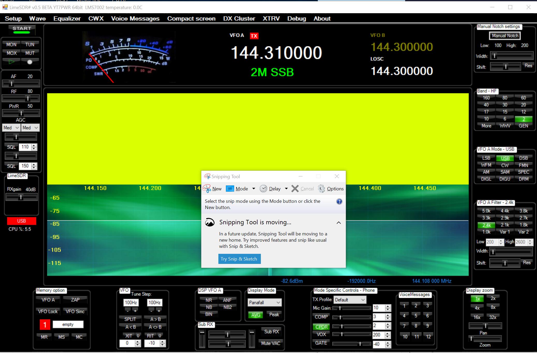LimeSDR C# project - LimeSDR - Myriad RF Discourse