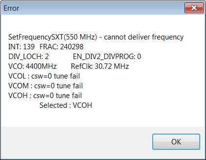 ExtIO_LimeSDR dll not working in HDSDR - LimeSDR - Myriad RF Discourse