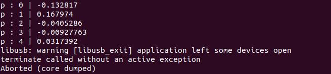 Linux LMS_RecvStream() and