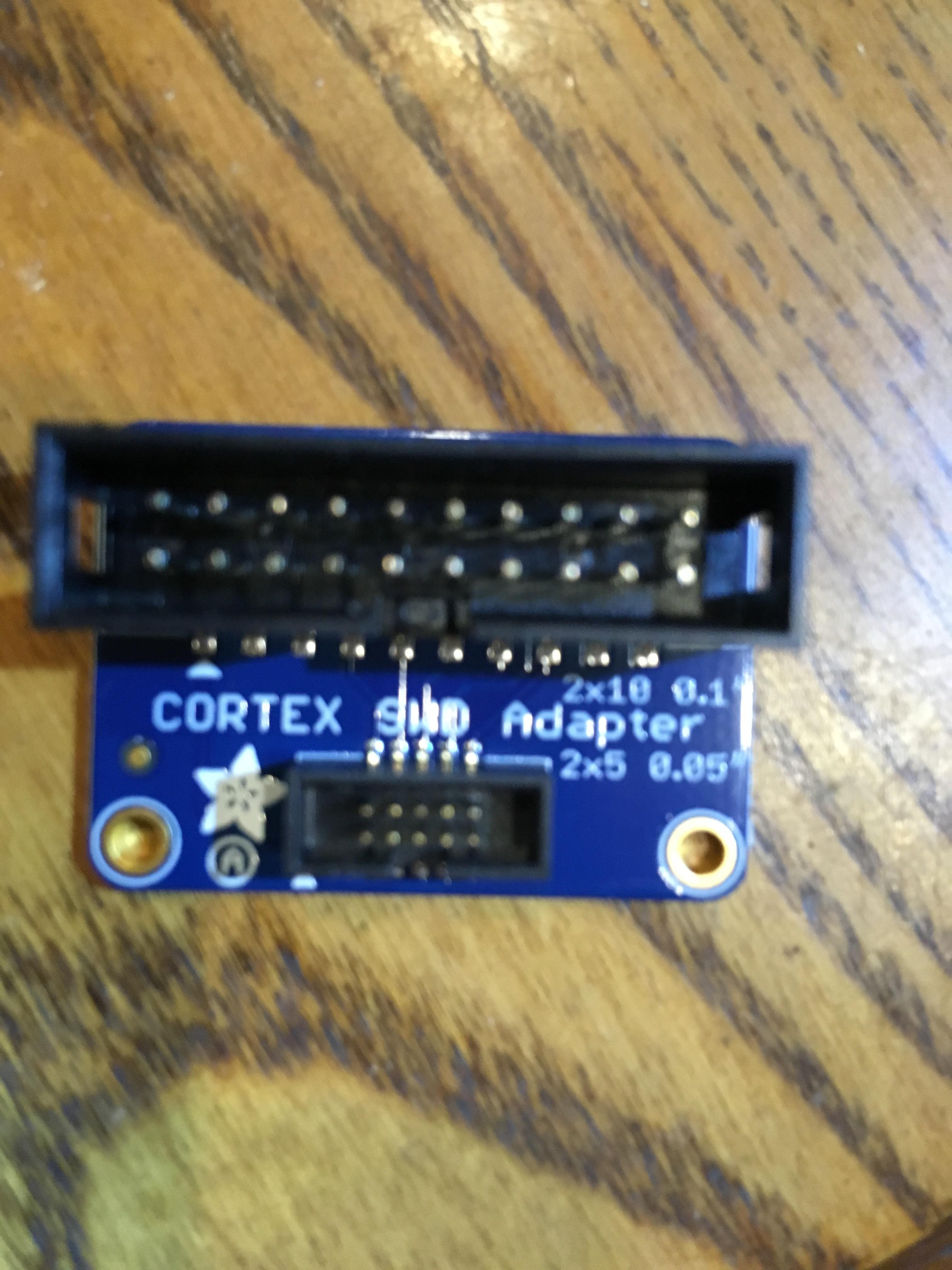 Debugging LimeSDR-USB type A with Segger J-Link - LimeSDR